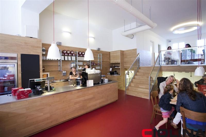 Horeca koekela verbouw interieur exterieur ciolina bv for Hoogebeen interieur bv